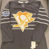 Adidas Other | Adidas Pittsburgh Penguins Jersey Size 44 | Color: Gray | Size: 44