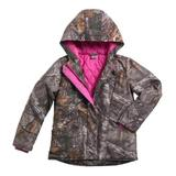 Carhartt Jackets & Coats | Carhartt Camo Mountain View Realtree Pink 4-5 Nwt | Color: Green/Pink | Size: 4-5