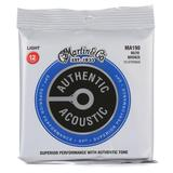 Martin Authentic Acoustic Superior Performance Guitar Strings - 80/20 Bronze 12-string Light