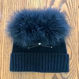 Kate Spade Accessories | Kate Spade Winter Cat Hat | Color: Black | Size: Os