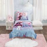 Disney Frozen 2 Trust Your Journey 4 Piece Toddler Bedding Set