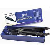 Hair Extension Tool Machine, Hair Connector Set, Wig Connector Tools Hair Extension Salon LATT