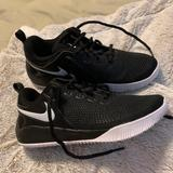 Nike Shoes | New Nike Womens Tennis Shoes | Color: Black | Size: 8.5