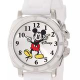 Disney Accessories | Disney Mickey Mouse, Silicone Band, New Mk1103 | Color: Tan/White | Size: Os