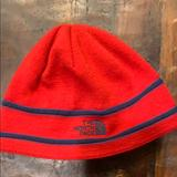 The North Face Accessories | Boyd North Face Hat | Color: Blue/Red | Size: Osb