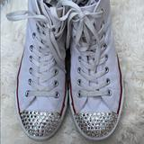 Converse Shoes   Converse Twinkle Toes Chuck Taylor White High Top   Color: White   Size: 9
