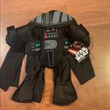 Disney Dog | Darth Vader Dog Costume | Color: Black | Size: Os