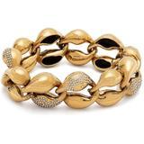 Trudie Swarovski-crystal Bracelet - Metallic - Chloé Bracelets