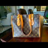 Louis Vuitton Bags   Louis Vuitton Lv Monogram Poppincourt Haute Tote   Color: Brown/Tan   Size: W: 10 Inch H: 9 Inch D: 5 Inch Strapdrop: 10 Inch