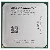 AMD Phenom II X6 1035T 2.6GHz 6x512KB L2/6MB L3 Socket AM3 Hexa-core CPU