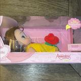 Disney Other | Disney Animators Belle Baby Doll | Color: Pink/Tan | Size: Various
