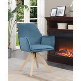 Take a Seat Miranda Swivel Accent Chair - Convenience Concepts 310121VBE
