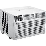 Whirlpool Window Air Conditioner w/ Heater & Remote, Size 18.7 H x 26.9 W x 26.4 D in   Wayfair WHHW242AW