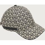 Gancini Baseball Cap - Natural - Ferragamo Hats