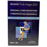 Acronis True Image 2021 - 3 Computers Perpetual Box