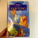 Disney Other | The Lion King Vhs Disney Masterpiece | Color: Gray | Size: Os