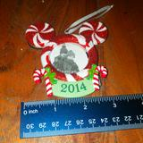 Disney Holiday | Disney Picture Frame 2014 Christmas Ornament Micke | Color: Red/White | Size: Os