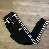 Adidas Bottoms | Youth Xl Black Adidas Soccer Pants | Color: Black/White | Size: Various