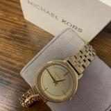 Michael Kors Accessories   Brand New Michael Kors Gold Watch   Color: Gold   Size: Os