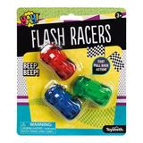YAY! Flash Racers Toy Car Set, Multicolor