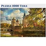 Puzzles for Adults 1000 Piece Jigsaw Puzzles 1000 Pieces for Adults Large Puzzle Game Toys Gift Mystery Large Pieces Panoramic 70cm x 50cm -4