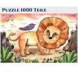 Puzzles for Adults 1000 Piece Jigsaw Puzzles 1000 Pieces for Adults Large Puzzle Game Toys Gift Mystery Large Pieces Panoramic 70cm x 50cm -7