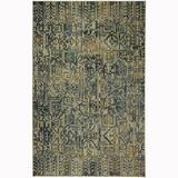 Mohawk Home Prismatic Gale Rug, Grey, 2X8 Ft
