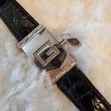 Gucci Accessories   Gucci Authentic Women'S Watch   Color: Black/Silver   Size: Os