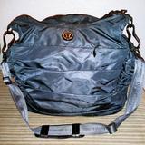 Lululemon Athletica Bags | Lululemon Gym Bag | Color: Blue/Gray | Size: Os