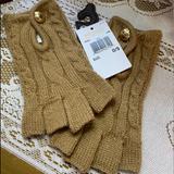 Michael Kors Accessories   Michael Kors Gloves   Color: Tan   Size: Os
