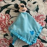 Disney Toys | Mickey Mouse Blankee | Color: Blue/Pink | Size: Various