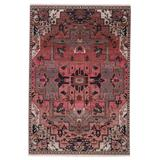 Vibe by Jaipur Living Bellona Medallion Pink And Gray Area Rug (5'X8') - RUG148469