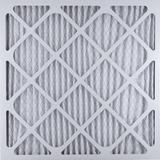 Accumulair Air Conditioner Air Filter in White, Size 21.5 H x 23.0 W x 0.75 D in | Wayfair FA21.5X23A_4