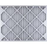 Accumulair Diamond (Merv 13) (4 Pack) Air Conditioner Filter Metal in White, Size 25.0 H x 32.0 W x 0.75 D in | Wayfair FD25X32A_4