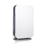 Alen BreatheSmart w/ HEPA filter in White, Size 25.0 H x 15.0 W x 8.5 D in | Wayfair Flex-Silver