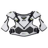 STX Cell V Men's Lacrosse Shoulder Pads White