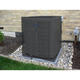 Khomo Gear Heavy Duty Air Condition Cover in Black, Size 31.0 H x 33.5 W x 34.5 D in   Wayfair GER-1129