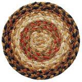 Loon Peak® Russet Trivet in Red, Size 1.0 H x 8.0 D in | Wayfair LOPK5988 42843734