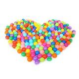 """Rebuyhome Plastic Play Balls w/ Storage Bag, Size 2.16"""" H x 2.16"""" W x 2.16"""" D   Wayfair 365944709328"""