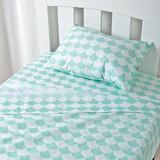 Isabelle & Max™ Celise 3 Piece Toddler Bedding Set 100% Cotton in Green | Wayfair 110004
