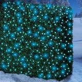 The Holiday Aisle® Alsager Solar Powered Integrated LED Outdoor Wall Lantern Plastic, Size 7.28 H x 360.0 W x 30.0 D in | Wayfair