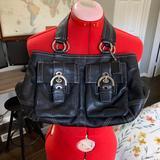 Coach Bags   Coach Purse Black Leather Handbag   Color: Black   Size: Os