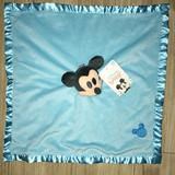 Disney Other | Mickey Mouse Blankee | Disney | Color: Blue | Size: One Size