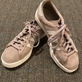 Adidas Shoes   Adidas Campus Womens Suede Sneakers   Color: Tan   Size: 7.5