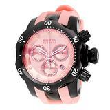 Invicta Reserve Men's Venom Swiss Quartz Chronograph Silicone Strap Watch (Model: 33240)