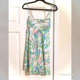 Lilly Pulitzer Dresses   Lilly Pulitzer Babydoll Style Dress   Color: Pink/White   Size: 4