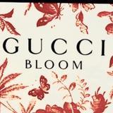 Gucci Bath & Body | Gucci Bloom Perfumed Bars Soap | Color: Black/Red | Size: 3x3.5 Oz