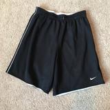 Nike Bottoms   Nike Reversible Kids Soccer Shorts   Color: Black/White   Size: 12 12 Waist 7 12 Inseam