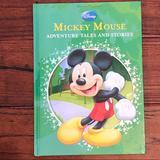 Disney Other | Mickey Mouse Adventure Tales And Stories 2010, Hc | Color: Green | Size: 67 Pages