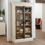 Salerno Glass Door Cabinet - Ballard Designs